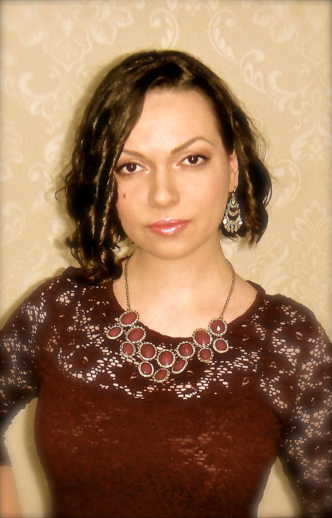 Lidija Orza SFW Sepia