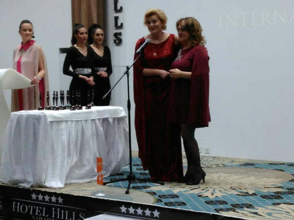 Svetlana Horvat i Amela Radan