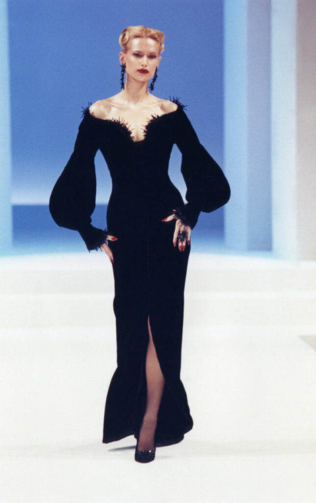 Thierry Mugler at Serbia Fashion Week