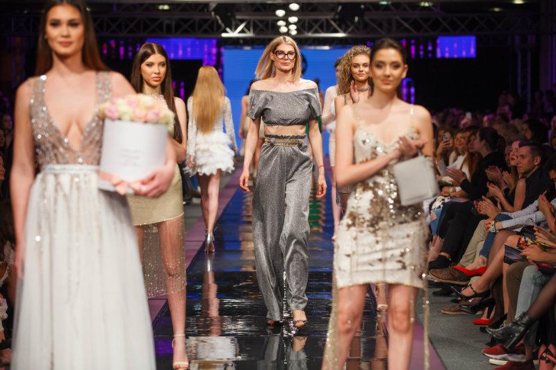 Jovana Petkovic Serbia Fashion Week