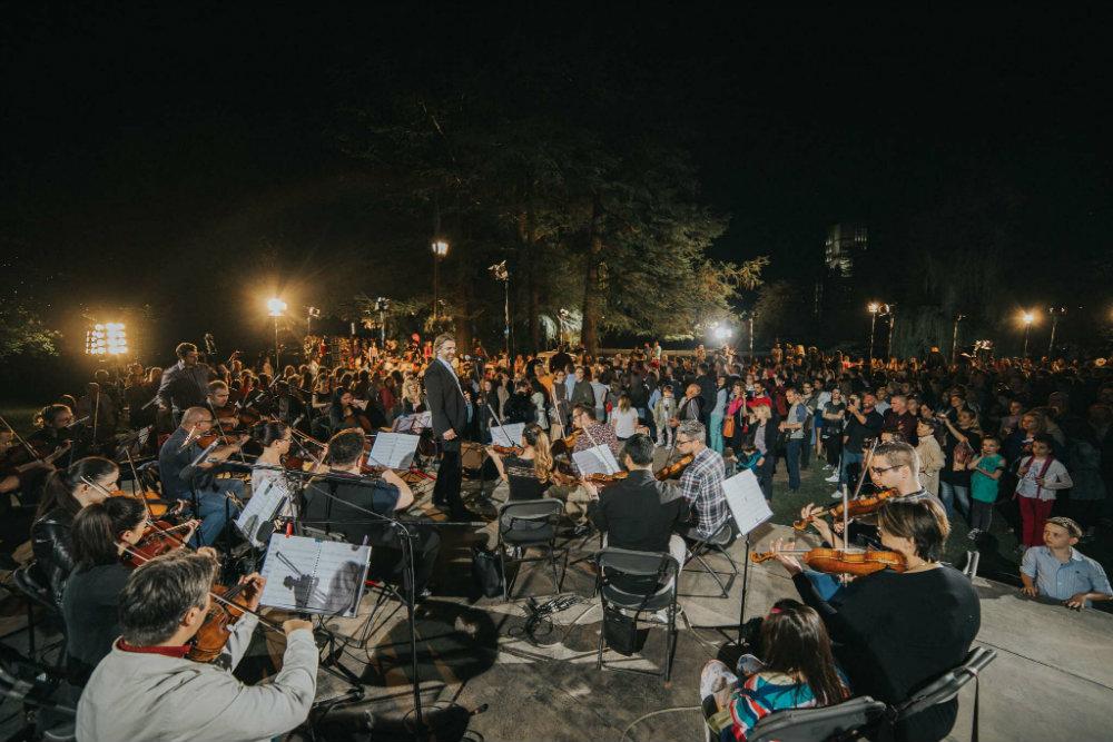 Otvaranje orkestar i solisti Srpskog narodnog pozorišta