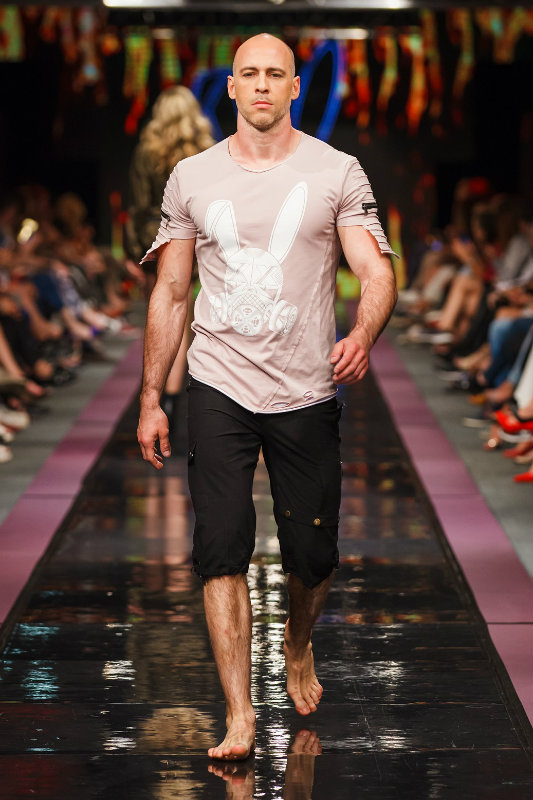 Eric Rosete Serbia Fashion Week