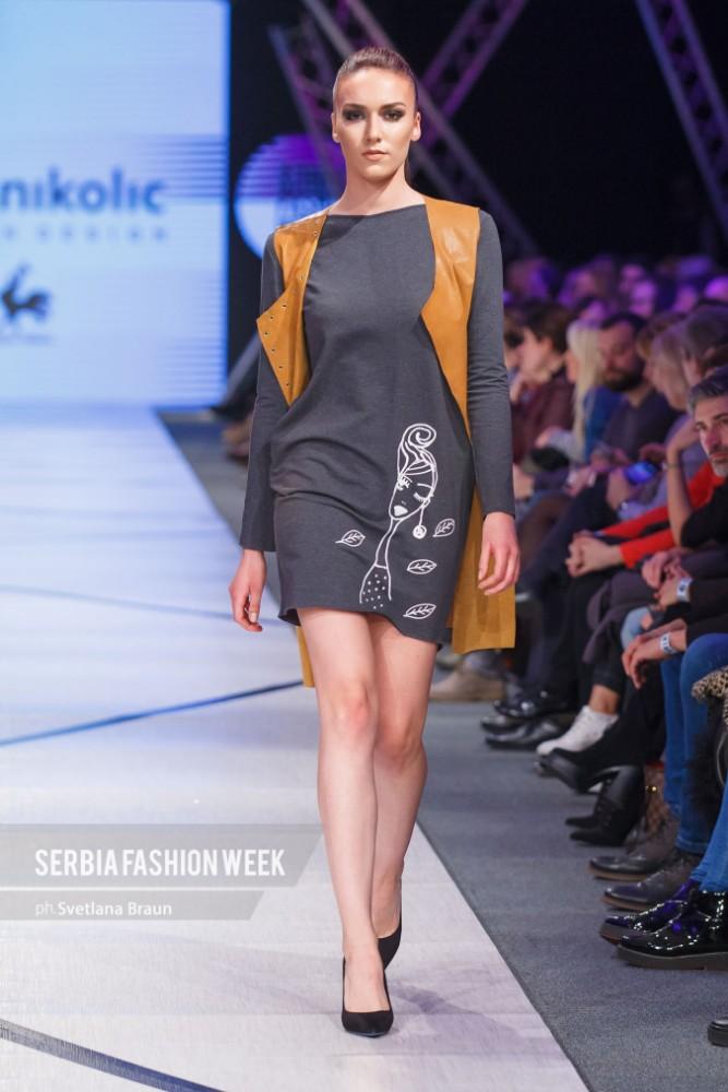 Ivana Nikolić SFW 2017
